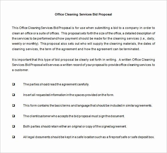 25 Proposal For Cleaning Services Pdf In 2020 Scholarship Thank