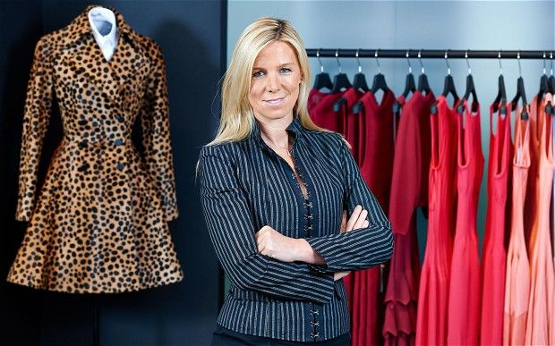 Stacey Cartwright will become chief executive of Harvey Nichols in February 2014