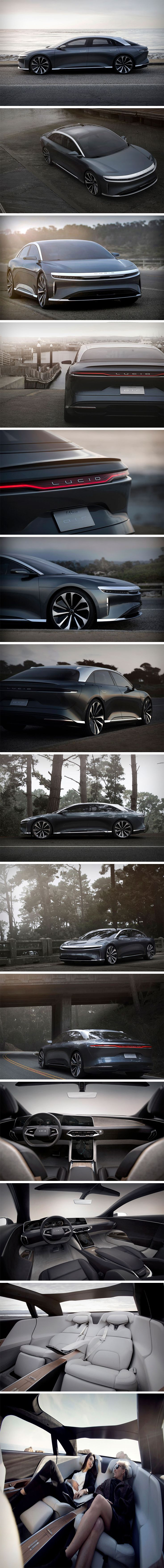 Capable of 1,000 horsepower and boasting a range of 400 miles, the Lucid Air is guaranteed to give Tesla and the other leading electrical car brands a serious headache. When it comes to the future enhancements of the Lucid Air, they seem to have it covere