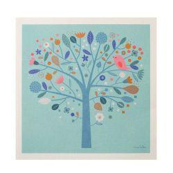 Affiche L'arbre fleur Mini Labo