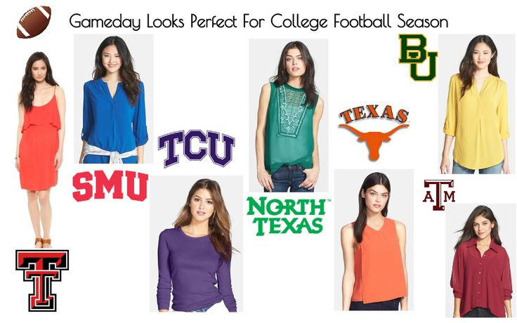 Score A Fashion Touchdown With These Looks That Are Perfect For College Football Season