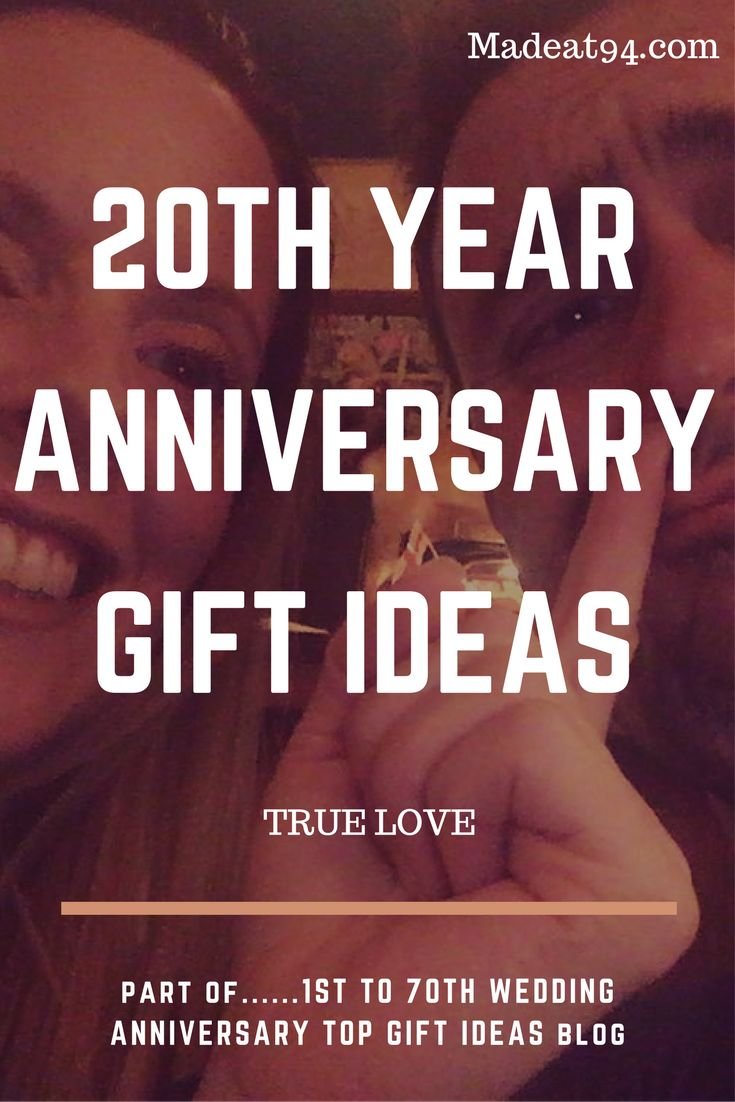 Best 25 20th wedding anniversary gifts ideas on pinterest for 20 year anniversary vacation ideas
