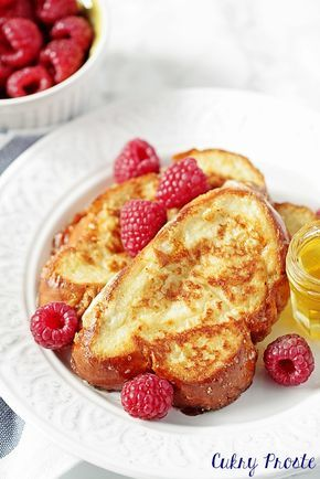 tosty francuskie, tosty francuskie z chałki, tosty francuskie na słodko