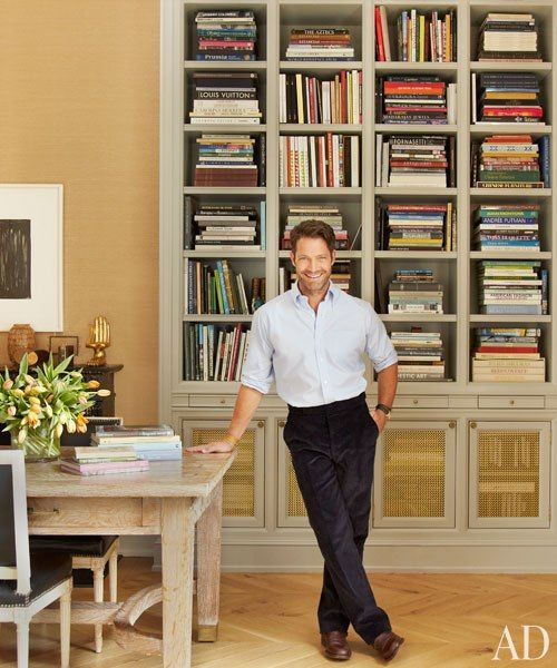 Decorator Nate Berkus Reinvents His Manhattan Duplex : Architectural Digest
