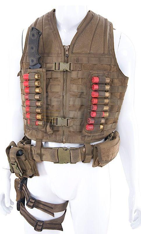 Predators - Royce's Ammo Vest (Adrien Brody)