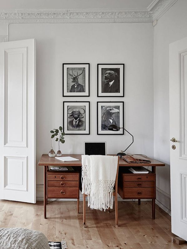 A SWEDISH HOME WITH STUNNING ORIGINAL FEATURES (style Files.com) Part 98