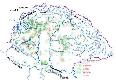 Magyar törzsek – Wikipédia