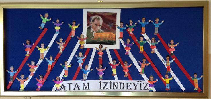 Atatürk'ün İzindeyiz