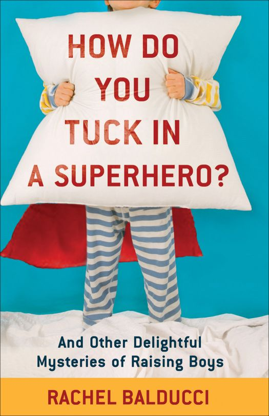 """One pinner says::""""This is the greatest book of all time for moms of boys."""" This book will also make a fabulous baby shower gift!"""
