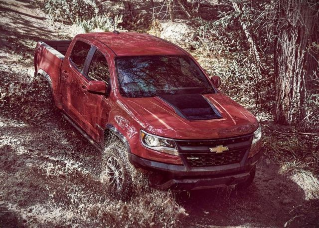 2019 Chevy Colorado Zr2 Will Get A New Valve Shock Absorbers With Images Chevrolet Colorado Chevy Colorado Chevrolet