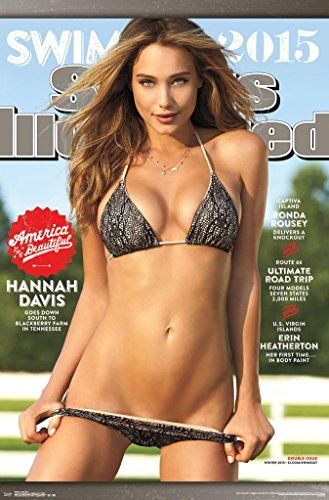 PosterSuperstars Sports Illustrated Swimsuit Issue 2015 Poster 22.5 X 34`` Hannah Davis Cover poster http://www.comparestoreprices.co.uk/december-2016-5/postersuperstars-sports-illustrated-swimsuit-issue-2015-poster-22-5-x-34-hannah-davis-cover.asp