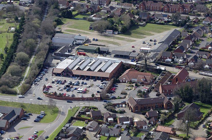 Aylsham aerial image | by John D F
