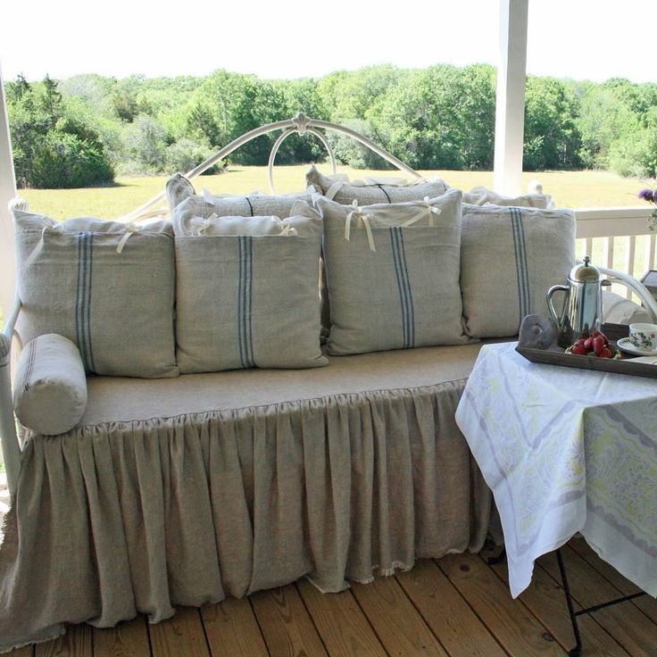 Ranch Tour Ranch Ranch Ranch Lazy Daybed Redo Daybed Cover Daybed