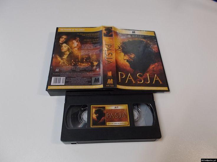 PASJA - VHS Kaseta Video - Opole 1719 (Opole) http://www.alleopole.pl/