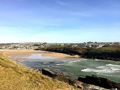 Holiday caravan in #porth #newquay cornwall #newquay view #resort 22nd april 2017,  View more on the LINK: http://www.zeppy.io/product/gb/2/252664320622/