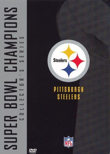 Pittsburgh Steelers: Super Bowl Champions [2 Discs] [DVD] [2005]