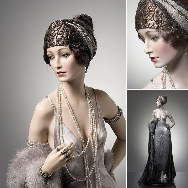 The dolls created by Alexandra Kokinova are not only stunning, but also very realistic.