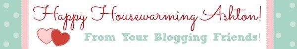 Raspberry Lemon Coffee Cake & A Special Housewarming
