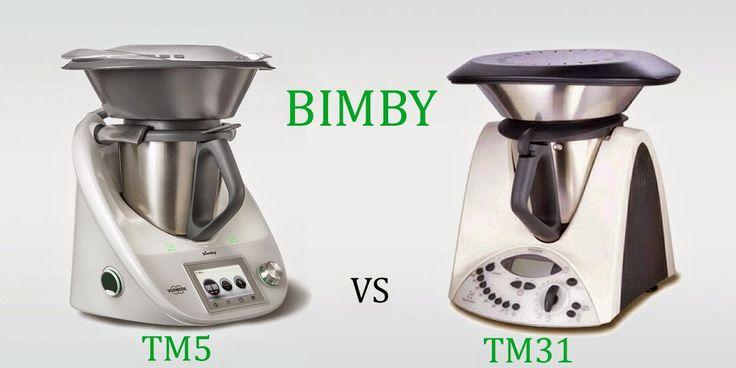 Le ricette di Valentina & Bimby: BIMBY A CONFRONTO TM5 CONTRO TM31