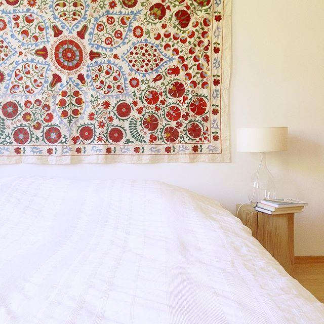 "Schlafzimmer: Juhu, Wand""Teppich"" !"