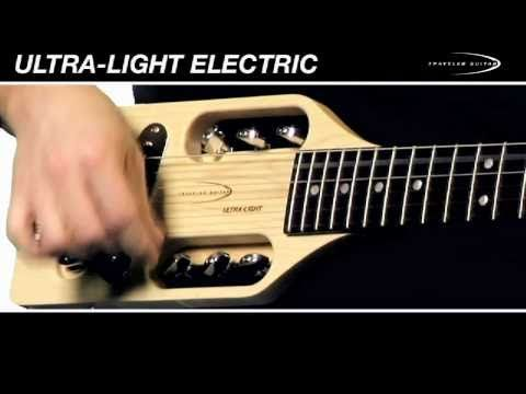 Traveler Guitars- Ultra-Light Electric- Travel Guitar - Tronnixx in Stock - http://www.amazon.com/dp/B015MQEF2K - http://audio.tronnixx.com/uncategorized/traveler-guitars-ultra-light-electric-travel-guitar/