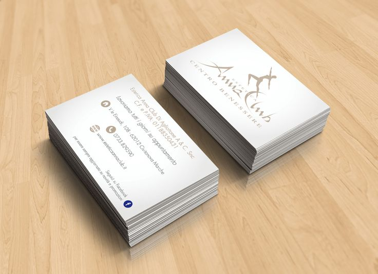 Business Card #annaclub   #graphicdesign #businesscard
