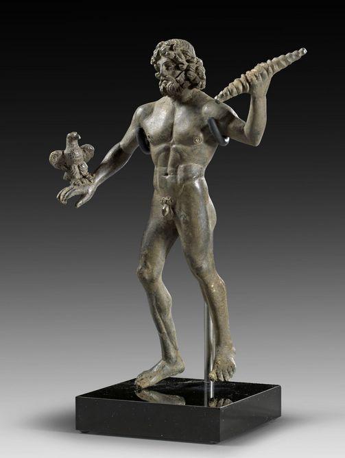 Zeus Nude 2