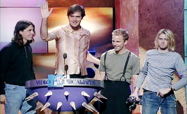 The 1993 VMAs...