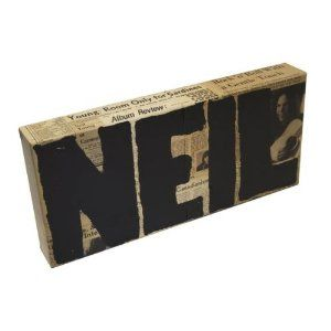 Neil Young's box set The Archives Vol. 1 1963–1972 designed by renowned album cover designer Gary Burden.Album Covers, Gary Burden, Design Gary, 1963 1972 Design, Neil Young, Boxes Sets, Archives Series, Young Boxes, Young Archives