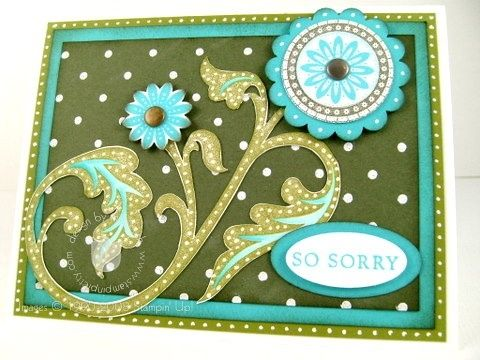 "Brocade basics ; Boho backgrounds ; One of a kind ; 1"" circle punch ; 1 1/4"" circle punch ; Large oval punch ; Small oval punch"