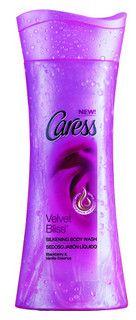 Caress Velvet Bliss Silkening body wash
