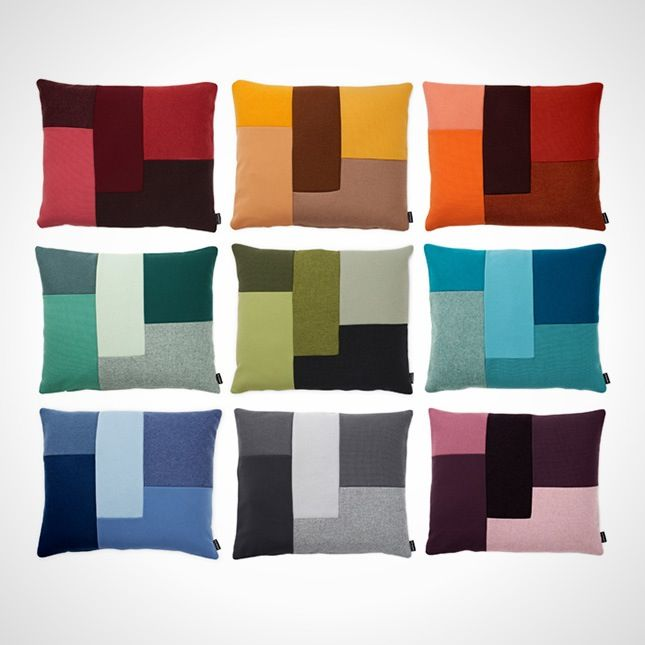 We love that color blocking is not limited to just the runway. In home decor land, it's one of the easiest ways to add modern flair to your living space. Make a neutral room pop with a splash of geometric color or start a collection to rival that of Rainbow Brite one room at a time with these 30 ways to color block your pad.