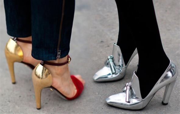 Add some shine to your shoes.