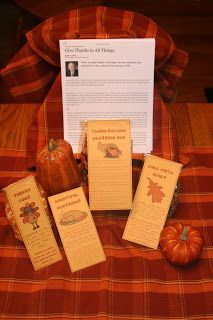 Missionary Thanksgiving, I love this blog!!  Wish it wasn't so expensive to send packages to Cheyenne!