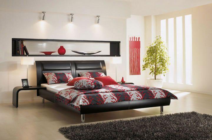 Trang trí phòng ngủ hiện đại http://solohaplaza.com.vn/noi-that/noi-that-phong-ngu