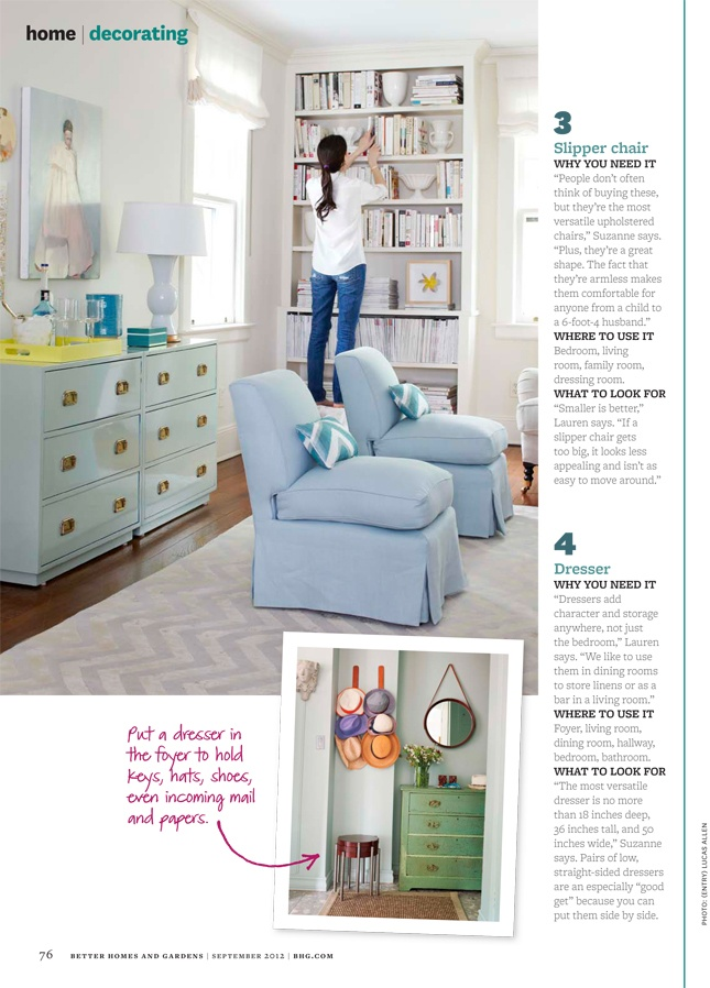 DIY campaign dressers in our living room   Good Bones, Great Pieces