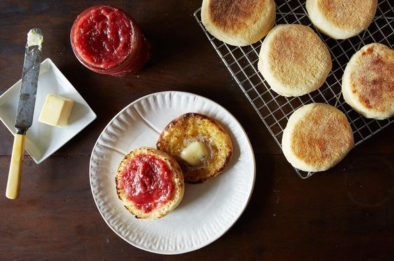 English Muffins, a recipe on Food52