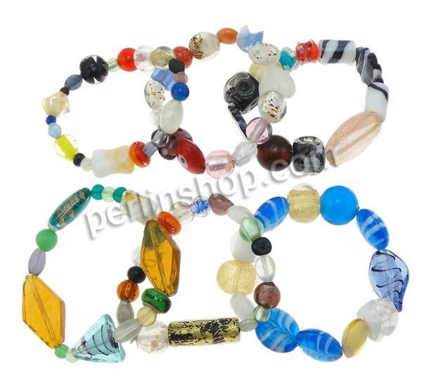 Lampwork Armbänder