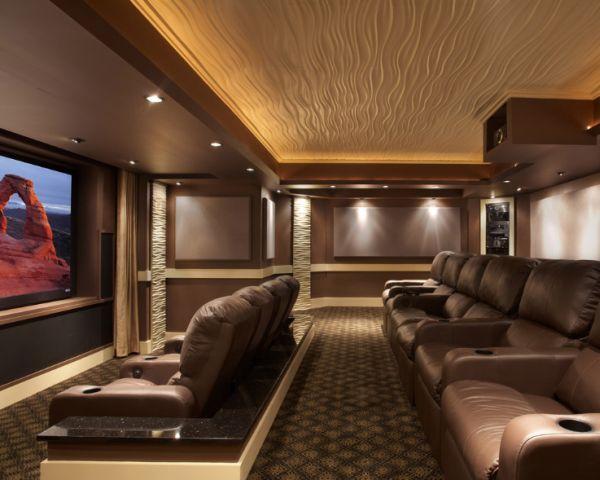 522 Best Images About Media Rooms On Pinterest | Media Room Design