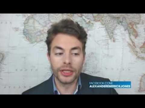 Paul Watson & Alex Jones Expose Mainstream Media
