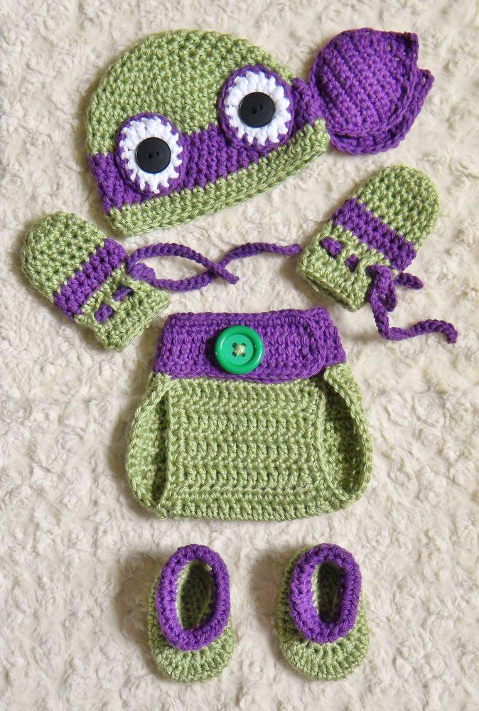 548 besten Crochet: African Flower Turtle Prop Bilder auf Pinterest ...