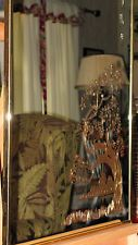 Vintage 1970s? Sharon Art Concept Chinoiserie Mirror Reliable Mfg ...