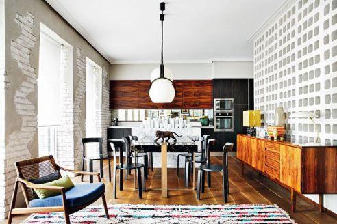AphroChic: An Apartment With A Modern Edge In San Sebastian