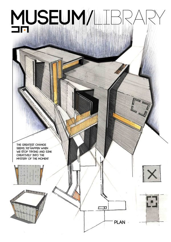 119 best arch ideas concept diagram parti images on for Architectural concept board examples