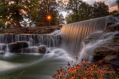 Night Falls (Hampton Cove) ~ Huntsville, Alabama