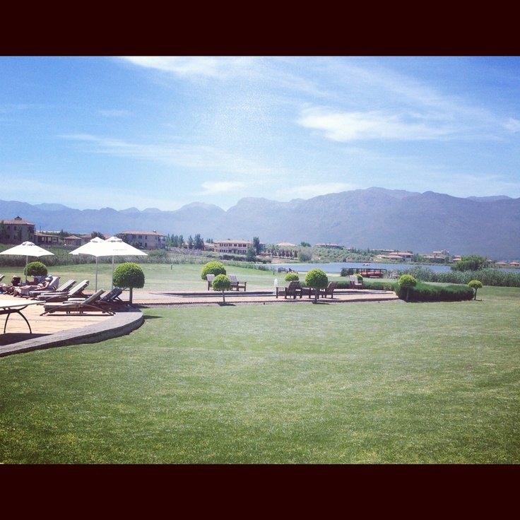 Sante wellness and spa . Winelands .cape town