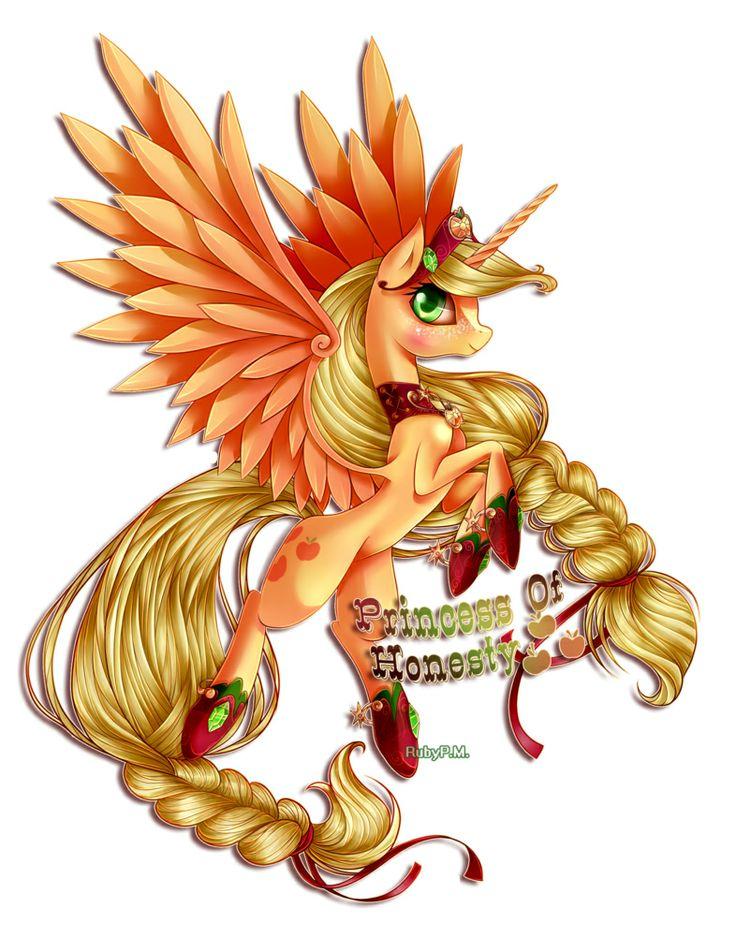 Princess Applejack- Princess of apples