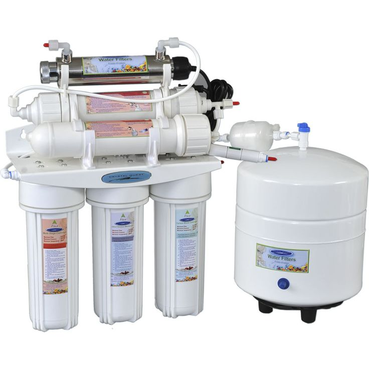 Reverse Osmosis Under Sink Water Filter - 4000M