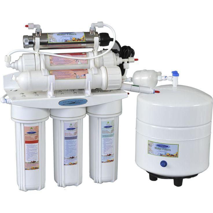 Reverse Osmosis Under Sink Water Filter - 4000M