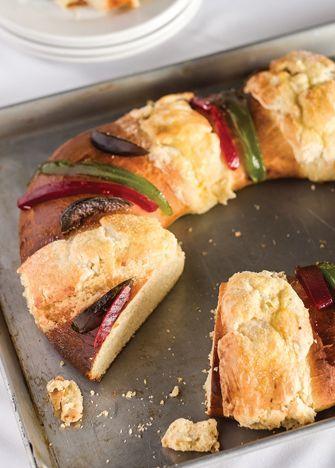 Cómo hacer Rosca de Reyes casera Receta tradicional paso a paso - Cocina Vital